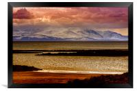Isle Of Arran, Framed Print