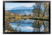 Caledonian Canal, Framed Print