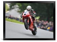 Triumph Speed Triple Championship, Framed Print