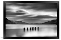 Loch Lomond, Framed Print