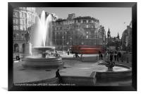 Seeing Red, Framed Print