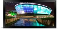 The Hydro and SECC Colour, Framed Print