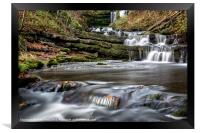 All the way to Scaleber Force, Framed Print