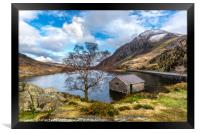 Ogwen Lake, Framed Print