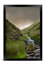 From the Moor, Framed Print