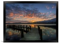 Coniston Water, Framed Print