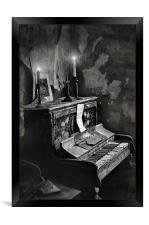 Playing for Time, Framed Print