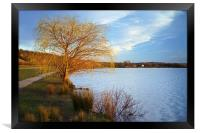 Rother Valley Country Park, Framed Print