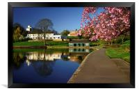 Crookes Valley Park, Framed Print