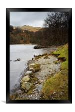 Rydal Water , Framed Print