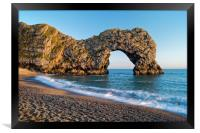 Durdle Door                     , Framed Print