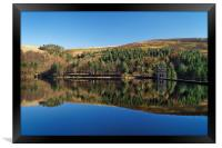 Derwent Reflections, Framed Print