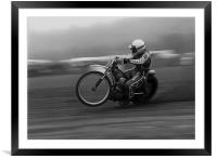 Ace of Aces, Framed Mounted Print