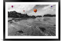 Free Your Mind, Framed Mounted Print