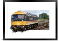 Scotrail, Framed Mounted Print