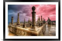 Tower of Belem, Framed Mounted Print