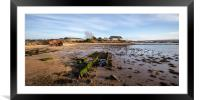 Bembridge Harbour Isle Of Wight, Framed Mounted Print
