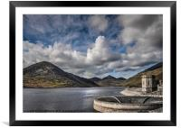 Silent Valley, Framed Mounted Print