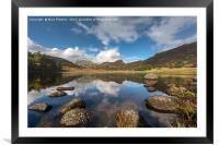 Blea Tarn, Cumbria, Framed Mounted Print