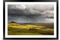 Stories of Skye, Framed Mounted Print
