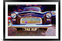 Ford Prefect, Framed Mounted Print