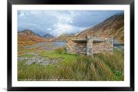 Wastwater Autumn Colour, Framed Mounted Print