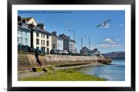 Aberdovey, Framed Mounted Print