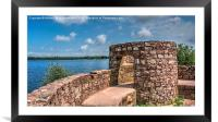 Chasewater, Framed Mounted Print