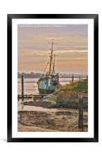 Another Dawn, Framed Mounted Print