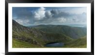 Scales Tarn, Framed Mounted Print