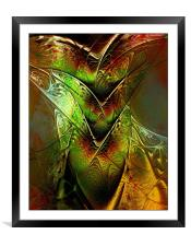 Entwined, Framed Mounted Print