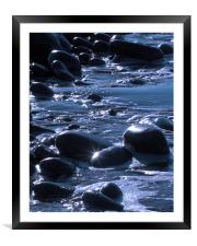 Twinkle on The Rocks Please, Framed Mounted Print