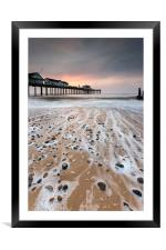 Southwold Dawn, Framed Mounted Print