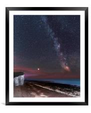 Starry Starry Night, Framed Mounted Print