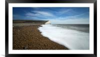 Seven Sisters, Framed Mounted Print