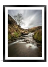 three shires head, Framed Mounted Print