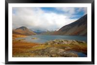 Wastwater #4, Framed Mounted Print