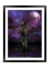 The Tree of Sawols, Framed Mounted Print