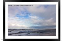 Holme-next-the-Sea, Framed Mounted Print