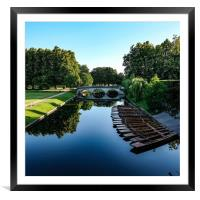 Longest day., Framed Mounted Print
