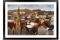 Ilfracombe, Framed Mounted Print
