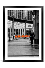 Royal Arcade, Worthing, Framed Mounted Print