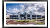 Spanish City, Whitley Bay, Framed Mounted Print