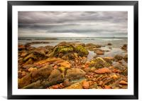 St. Monans, Framed Mounted Print