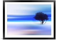 The Tree, Framed Mounted Print
