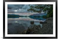 Derwent Reflections, Framed Mounted Print
