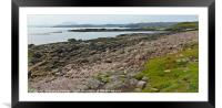 Handa Island, Framed Mounted Print
