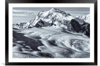 COLIN WOODS, Framed Mounted Print