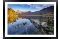 Blea Tarn, Framed Mounted Print