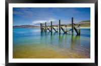 Eriskay, Framed Mounted Print